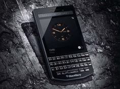 Blackberry Mobile Phones, Blackberry Smartphone, Phone Stand For Car, Android O, Bluetooth Low Energy, Phone Lockscreen, New Porsche, Mobile Gadgets, Porsche Design