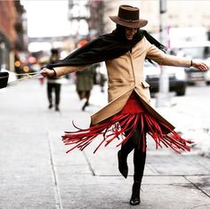 TLM Muse Dayan Salah from @TheStyleFyles gives us her street style edit from NYFW and we're #obsessed.