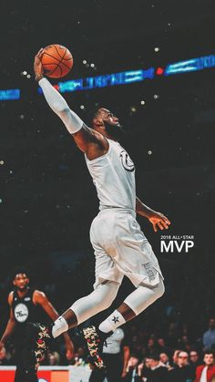 Lebron James All-Star MVP Wallpaper
