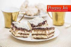 CIASTO Z CHAŁWĄ BEZ PIECZENIA - pyszne, delikatne ciasto z chałwą :) Przygotujecie takie ciasto bardzo szybko :)