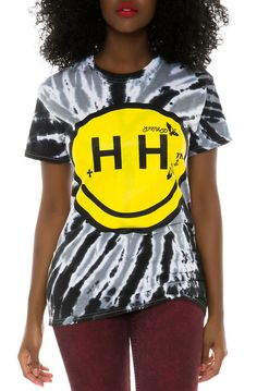 Kill Brand SMHPhappy hippy miley foundation collab loose tee