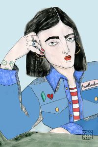 Carla Fuentes / Freelance illustrator since 2007