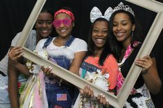 Foster High School Homecoming in Katy, TX. with Absolute's Photo Booth. www.Absolutesphto... #photoboothhouston #photoboothrentalhouston