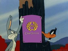 Camp Jupiter daffy duck vs Camp Half Blood bugs bunny Which one do you choose? Please comment...