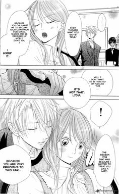 So corny. Hakushaku to Yousei 9 - Page 37