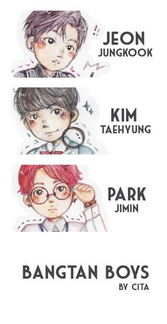 so cute and on point ;D BTS DOPE Fanart