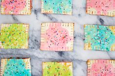 These homemade pop tarts are fun and easy to make and much better for you than the processed treats at the store.