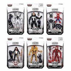 Venom Spiderman, Marvel Venom, Marvel Fan, Batman, Hasbro Marvel Legends, Marvel Legends Series, Marvel Legends Figures, Diamond Comics, Venom Comics