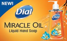 dial miracle oil liquid hand soap - Check out this review & enter the giveaway for a chance to win! #ad
