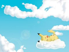 Chu wallpaper - 50 Lovely Pokemon Wallpapers  <3 <3