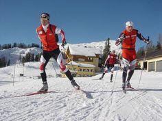 Hallstatt, #Austria has over 200 kms of cross-country ski trails.  Photo: Salzkammergut Tourismus-Marketing GmbH