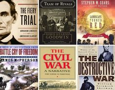 Is there a well written, thorough book about the Civil War?