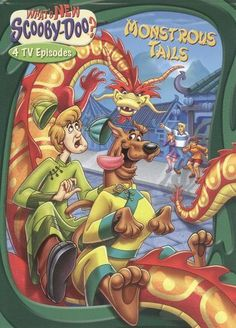 Shop What's New, Scooby-Doo?, Vol. Monstrous Tails [Eco Amaray] [DVD] at Best Buy. Find low everyday prices and buy online for delivery or in-store pick-up. Cartoon Books, Cartoon Memes, Cartoon Kids, Cartoon Characters, Childhood Characters, What's New Scooby Doo, Scooby Doo Movie, Flash Wallpaper, Cartoon Wallpaper