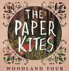 Music Inspiration: The Paper Kites Kinds Of Music, Music Love, Indie Folk Music, The Paper Kites, Festival Logo, Pochette Album, Music Express, Music Magazines, Music Film
