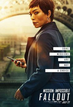 Ethan Hunt (Cruise) and his team must track down stolen plutonium while being monitored by a CIA agent (Cavill) after a mission goes awry. Fallout Movie, Mission Impossible Fallout, Ethan Hunt, Streaming Vf, Streaming Movies, Hindi Movies, Tom Cruise, Infinity War, Thrillers