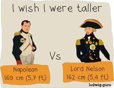 wish was or vs versus were taller Napoleon Nelson frequent doubt English grammar Ludwig.guru Ludwig guru subjunctive mood past simple indicative usage use