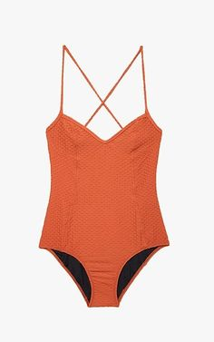 Rachel Comey Bay one-piece swimsuit, $288.