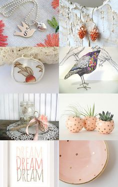 Dreaming of Peaches by Joanna on Etsy--Pinned with TreasuryPin.com