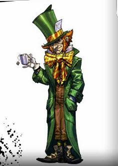 jervis tetch aka the mad hatter