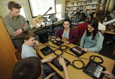 A Powerful Way To Use Music (And iPads) In The Classroom - Edudemic #edtech #ipaded