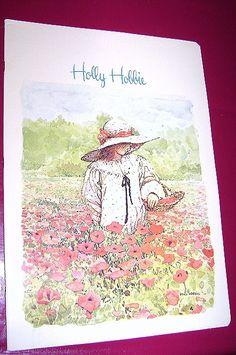HOLLY HOBBIE 70s Agc Mondadori italy maxi by Mokusaiya