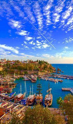 Antalya TÜRKİYE  ##Antalya ##Türkiye ##Turkey - sıtkı ÇOBANOĞLU - Google+