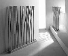 radiateur tubulaire, Bambu,Deltacalor