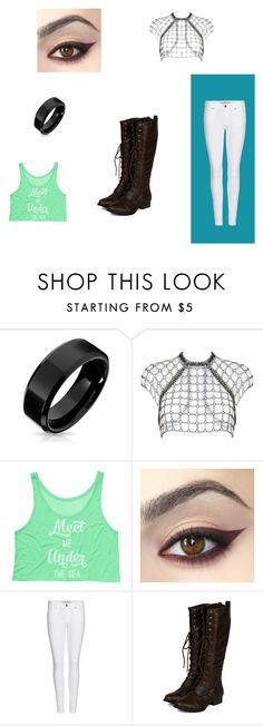 """Sword Fighting"" by ilovereading1 ❤ liked on Polyvore featuring Bling Jewelry, Fannie Schiavoni, Burberry and Breckelle's"