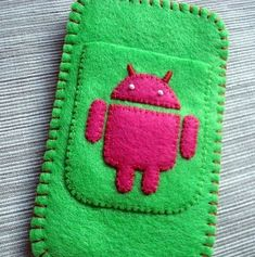 Gadget Goodies: Handmade Android case