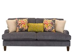 Shop comfortable couches and sofas at affordable prices. You'll soon be enjoying your stylish new sofa with delivery in 2 days or less. Quality Sofas, Family Movie Night, Accent Pillows, Love Seat, Comfy, Yacht Club, Living Room, Myrtle, Luxury