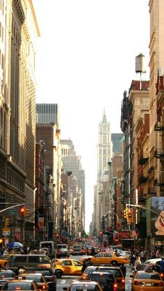 NYC. Manhattan World