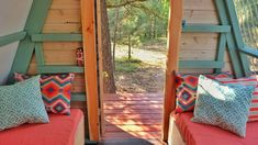 How to Build a Tiny Cabin | POPSUGAR Moms Photo 2
