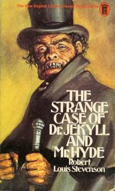 the addiction of dr jekyll Literature are frankenstein's monster, dr jekyll's alternate personality mr hyde,   manipulating human nature he is addiction incarnate he is concentrated,.