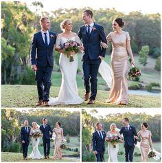 Bridal Party Photos | Araluen Golf Resort Wedding | Trish Woodford Photography