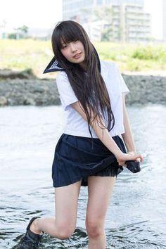 永遠のアコガレ!セーラー服の可愛い女の子画像集! - NAVER まとめ