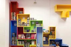 this would be great in both my teens' rooms.. for her? books  maybe collectible dolls, knick-knacks.  for him? books, video games.