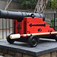 Gary's Cannon in California