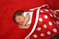 Minky & Silk baby blanket DIY