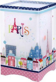 Paris φωτιστικό κομοδίνου με διπλό τοίχωμα Paris, Toy Chest, Storage Chest, Cabinet, Toys, Furniture, Home Decor, Products, Dressers