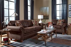 Dexter/Drummond Living Room Set by Flexsteel at Crowley Furniture in Kansas City