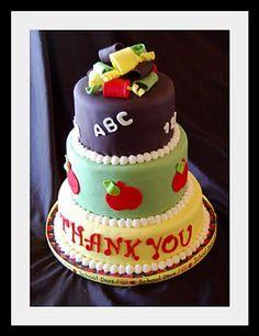 A Piece of Cake: Teacher Appreciation Week