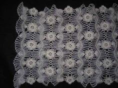 ru / Photo # 7 - Knit a fork. Hairpin Lace Crochet, Crochet Motif, Crochet Edgings, Crochet Shawl, Bead Loom Patterns, Crochet Stitches Patterns, Knitting Patterns Free, Cross Stitches, Knitting Stiches