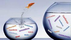 Na vida, pra que possamos alcançar nossos maiores objetivos é necessário sair de nossa zona de conforto, para alcançar o novo, o melhor!!!