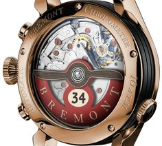 Bremont Comet DH-88 Limited Edition Watch | aBlogtoWatch