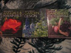 Encyclopedia of annuals and perennials. Geoffrey Bernie consultant editor. The Practical Gardner's Encyclopedia.
