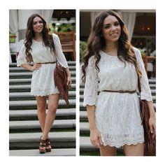 Daniela Ramirez LOOKBOOK.nu ❤ liked on Polyvore