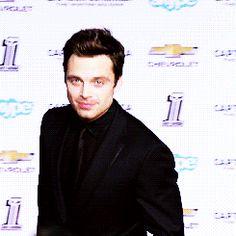 , Sebastian Stan at the premiere of Captain America:...