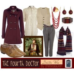 The Fourth Doctor - Doctor Who