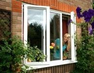 These new A-rated energy efficient windows from Anglian let more sunlight into your home to help save on heating bills.