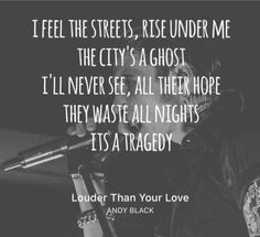 Louder Than Your Love